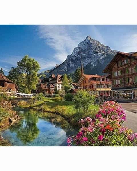Trefl TREFL Alpy v létě 2000 dílků