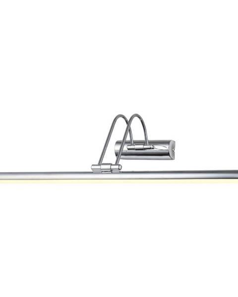 Homemania Decor Nástenné svietidlo v striebornej farbe Homemania Decor Pona, dĺžka 50 cm