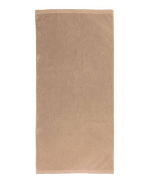 Boheme Hnedý uterák Artex Alpha, 50 x 100 cm