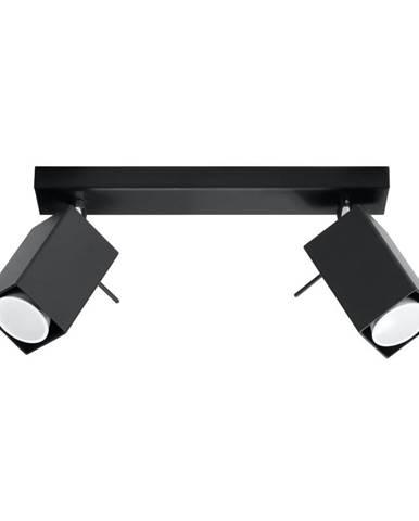 Čierne stropné svietidlo Nice Lamps Toscana