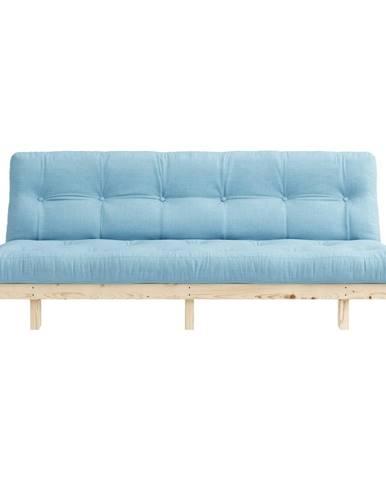 Variabilná pohovka Karup Design Lean Raw Light Blue