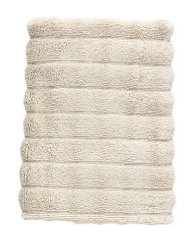 Béžový bavlnený uterák Zone Inu, 70 x 50 cm