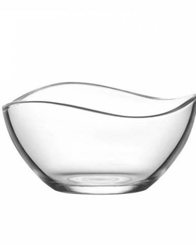 Miska kompótová, sklenená, 220 ml, číra, 6ks sada, VIRA