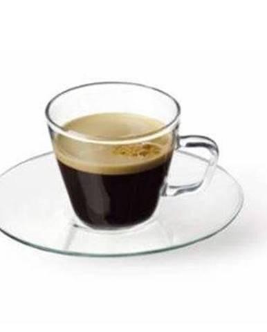 Šálka Espresso s podšálkou 80 ml, 4 ks v balení