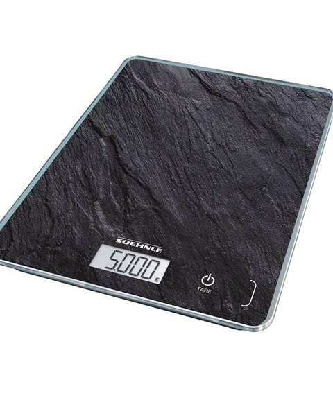 Soehnle Page Compact 300 Slate kuchynská váha - digitálna SOEHNLE 61515