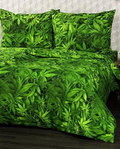 4Home bavlnené obliečky Aromatica, 220 x 200 cm, 2 ks 70 x 90 cm