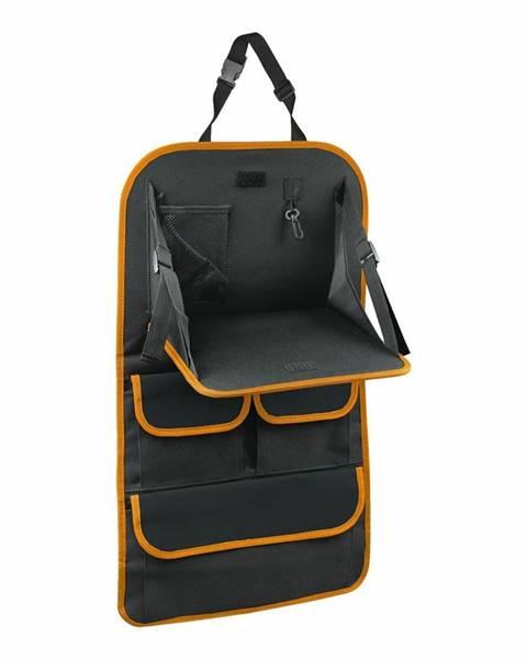 Florina Organizér na predné sedadlo so stolíkom Orange, 40,5 x 69,5 cm