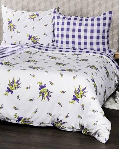 4Home Bavlnené obliečky Provence, 160 x 200 cm, 70 x 80 cm, 160 x 200 cm, 70 x 80 cm