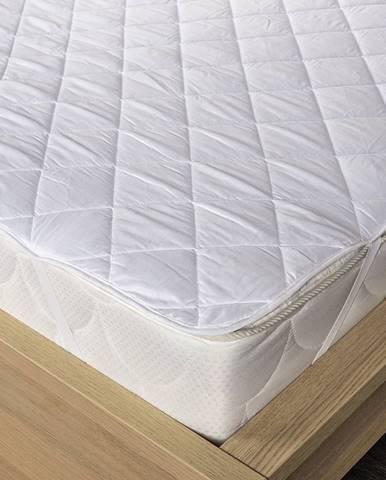 Kvalitex Chránič matraca prešitý z dutého vlákna, 180 x 200 cm
