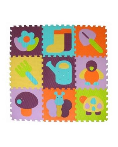 Baby Great Penové puzzle Farebná záhradka SX (30x30)