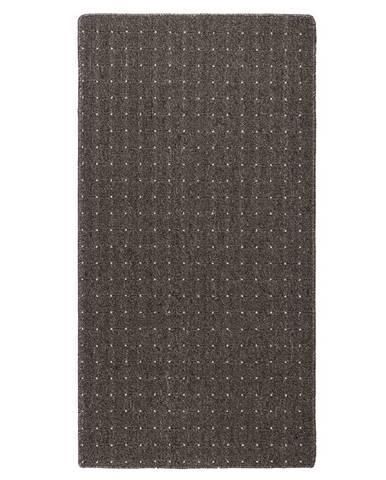 Vopi Kusový koberec Udinese hnedá