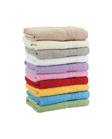 Súprava 10 uterákov Rainbow, 30×50cm