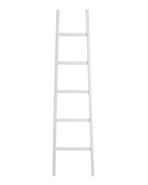 Tomasucci Biely dekoratívny rebrík Tomasucci Carl
