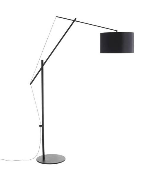 Tomasucci Čierna stojacia lampa Tomasucci Gear