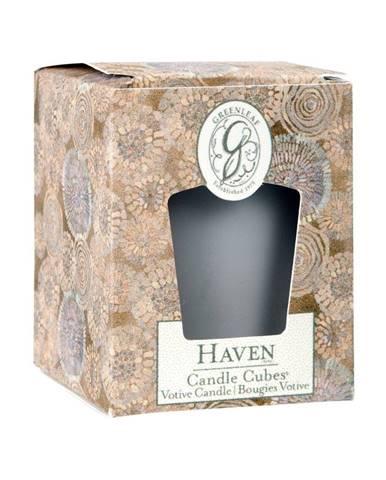 Sviečka s vôňou jazmínu Greenleaf Haven, doba horenia 15 hodín