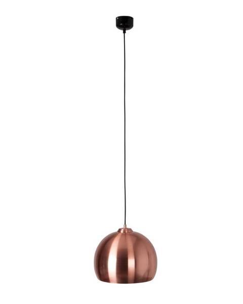 Zuiver Stropné svietidlo v medenej farbe Zuiver Big Glow