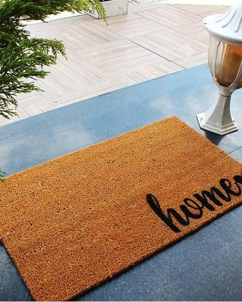 Bonami Rohožka z kokosových vlákien Sweet Home, 70 × 40 cm