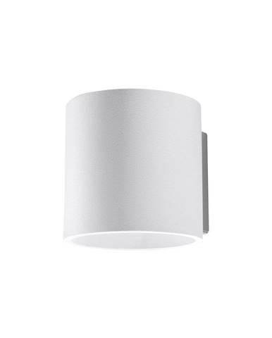 Biele nástenné svietidlo Nice Lamps Roda
