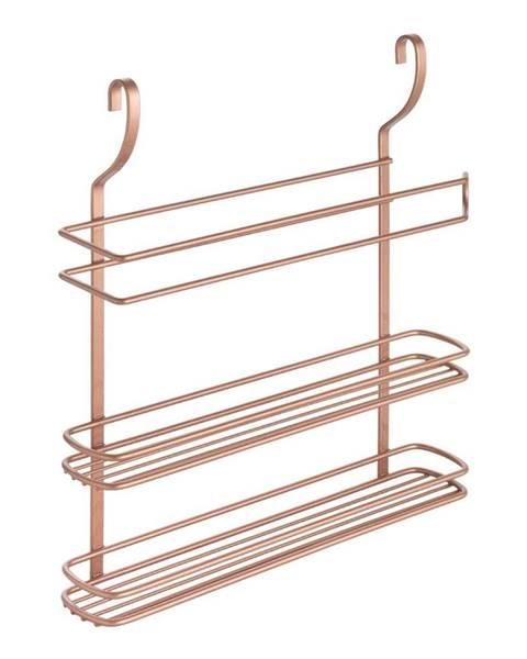 Metaltex Závesná polička s troma poschodiami Metaltex Copper