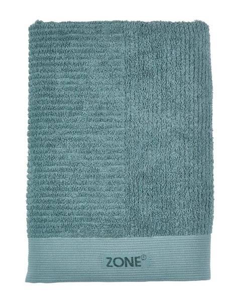 Zone Petrolejově zelená osuška Zone Classic, 70x140cm