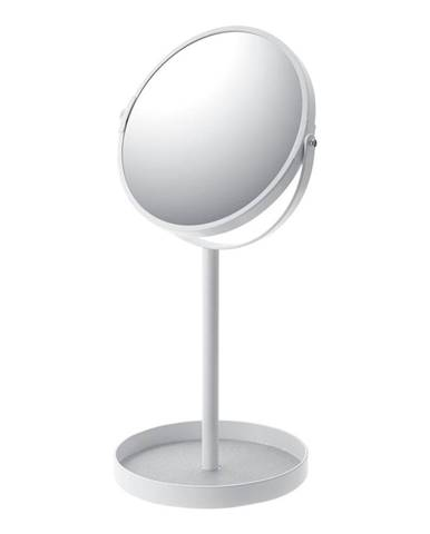 Biele zrkadlo s miskou YAMAZAKI Matsuyama