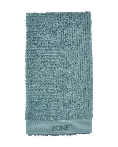 Petrolejovozelený uterák Zone Classic, 50x100cm