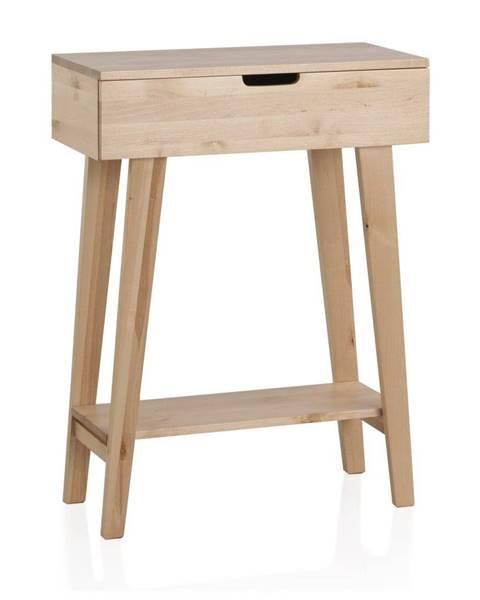 Geese Odkladací stolík z brezového dreva Geese Pure