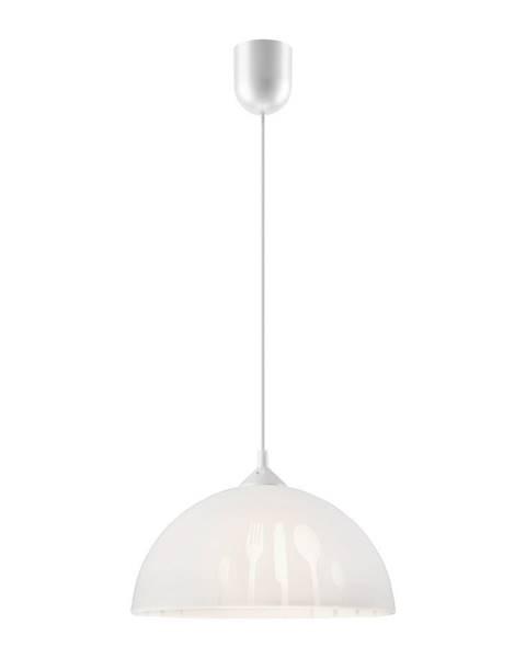 LAMKUR Biele závesné svietidlo Lamkur Forks