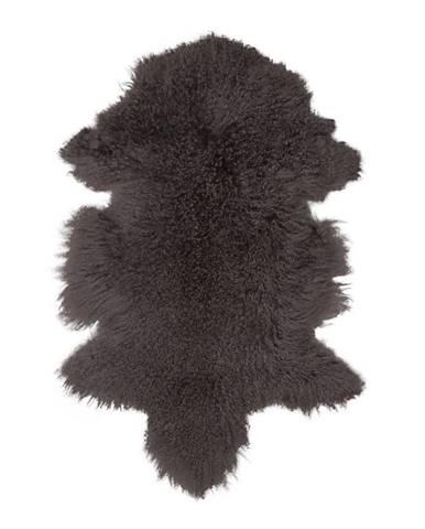 Hnedá kožušina z mongolskej ovce HoNordic