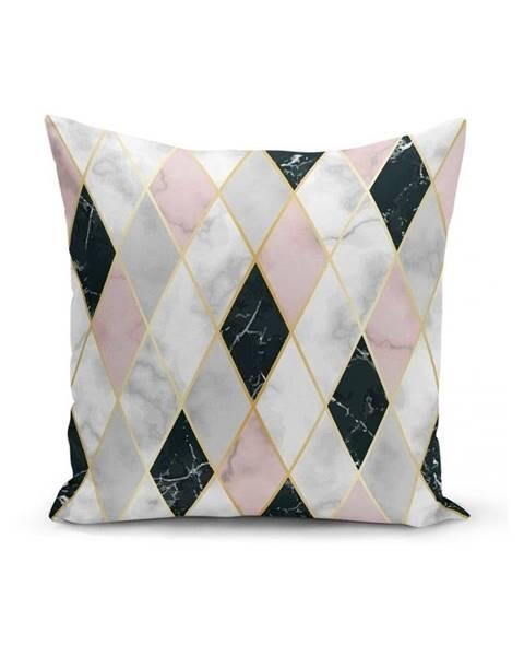 Minimalist Cushion Covers Obliečka na vankúš Minimalist Cushion Covers Nenteo, 45 x 45 cm