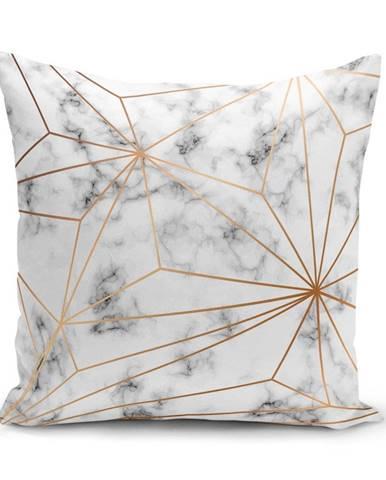 Obliečka na vankúš Minimalist Cushion Covers Berta, 45 x 45 cm