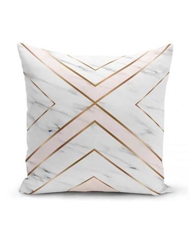 Obliečka na vankúš Minimalist Cushion Covers Lumeno, 45 x 45 cm