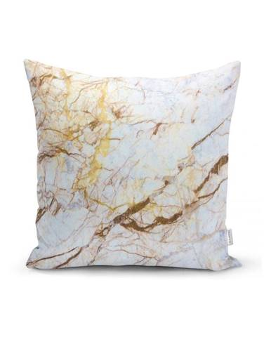 Obliečka na vankúš Minimalist Cushion Covers Luxurious Marble, 45 x 45 cm