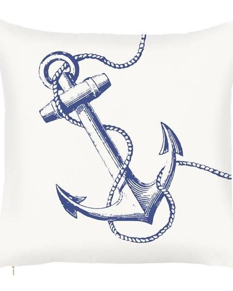 Apolena Obliečka na vankúš Mike&Co.NEWYORK Sailors Anchor, 43 × 43 cm