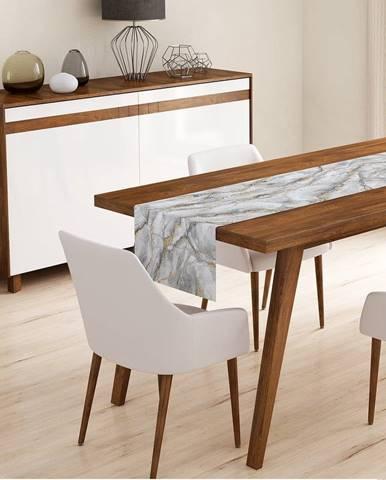 Behúň na stôl z mikrovlákna Minimalist Cushion Covers Cassia, 45x145cm