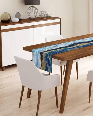 Behúň na stôl z mikrovlákna Minimalist Cushion Covers Nasto, 45x145cm