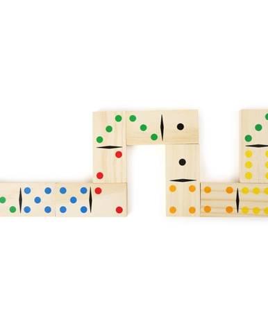 Veľké drevené domino Legler Giant
