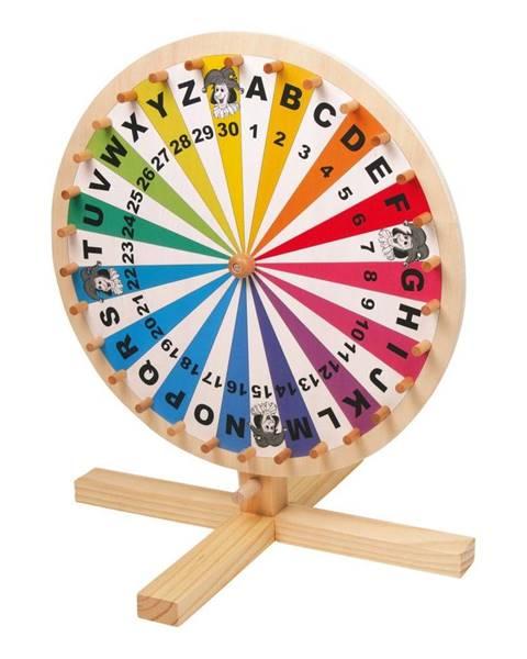 Legler Drevené koleso šťastia Legler Wheel Of Fortune