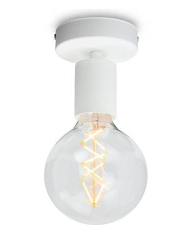 Biele stropné svietidlo Bulb Attack Cero