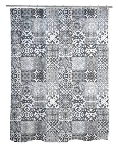 Sprchový záves Wenko Portugal, 180×200cm