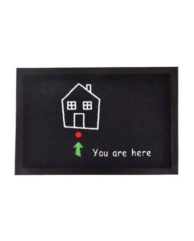 Rohožka Hanse Home You Are Here, 40×60 cm