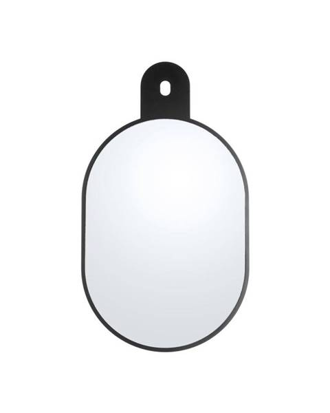 PT LIVING Nástenné zrkadlo v čiernom ráme PT LIVING Tag