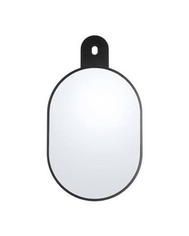 Nástenné zrkadlo v čiernom ráme PT LIVING Tag