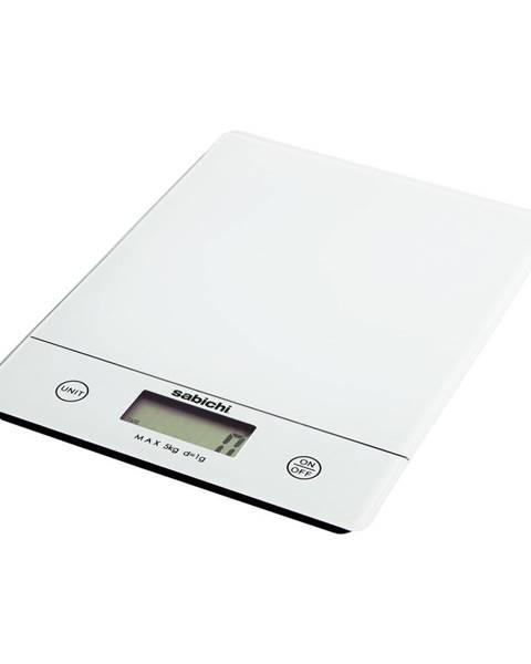 Sabichi Biela digitálna kuchynská váha Sabichi