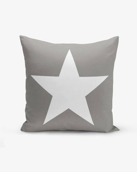 Minimalist Cushion Covers Obliečka na vankúš s prímesou bavlny Minimalist Cushion Covers Starisomo, 45×45 cm