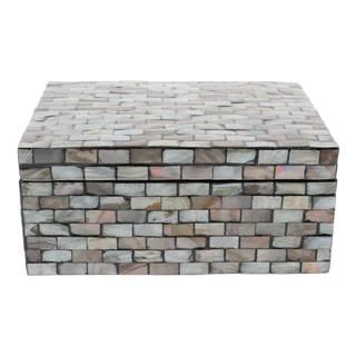 Sivý úložný box Compactor Haiphong Box