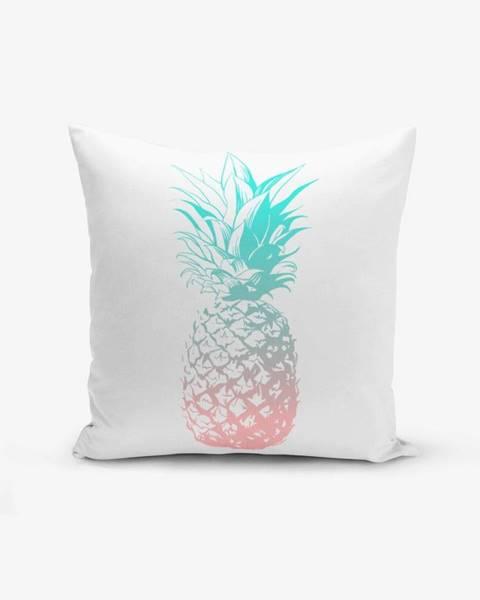 Minimalist Cushion Covers Obliečka na vankúš Minimalist Cushion Covers Pineapple, 45 × 45 cm