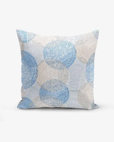 Minimalist Cushion Covers Obliečka na vankúš Minimalist Cushion Covers Ring Nokta Modern, 45 × 45 cm