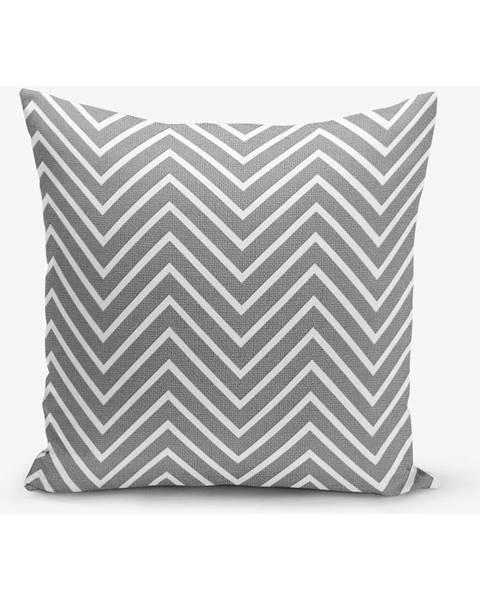 Minimalist Cushion Covers Obliečka na vankúš s prímesou bavlny Minimalist Cushion Covers Moderno, 45×45 cm