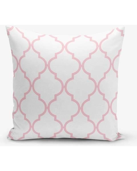 Minimalist Cushion Covers Obliečka na vankúš s prímesou bavlny Minimalist Cushion Covers Ogea, 45×45 cm